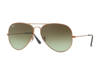 alensa.ie - Contact lenses - Ray-Ban Aviator Large Metal II RB3026 9002A6