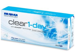 Clear 1-Day (30 lenses) - ClearLab