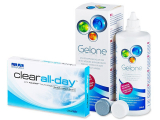 alensa.ie - Contact lenses - Clear All-Day (6 lenses)