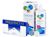 alensa.ie - Contact lenses - Frequency 55 (6 lenses)