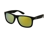 alensa.ie - Contact lenses - Sunglasses Alensa Sport Black Gold Mirror