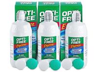 alensa.ie - Contact lenses - OPTI-FREE Express Solution 3x355ml