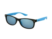 alensa.ie - Contact lenses - Kids sunglasses Alensa Sport Black Blue Mirror