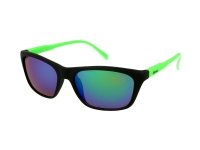alensa.ie - Contact lenses - Sunglasses Alensa Sport Black Green Mirror