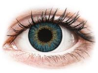 alensa.ie - Contact lenses - Blue contact lenses - natural effect - power - Air Optix
