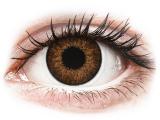 alensa.ie - Contact lenses - Brown contact lenses - natural effect - Air Optix
