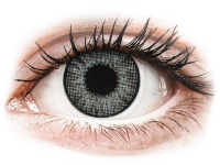 alensa.ie - Contact lenses - Grey Sterling contact lenses - natural effect - power - Air Optix
