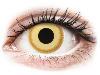 alensa.ie - Contact lenses - Yellow Avatar Contact Lenses - ColourVue Crazy