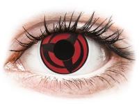 alensa.ie - Contact lenses - Red Kakashi Contact Lenses - ColourVue Crazy