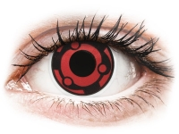 alensa.ie - Contact lenses - Red Madara Contact Lenses - ColourVue Crazy