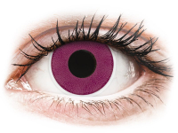 alensa.ie - Contact lenses - Purple Contact Lenses - ColourVue Crazy