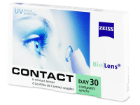alensa.ie - Contact lenses - Carl Zeiss Contact Day 30 Compatic