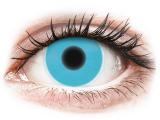 alensa.ie - Contact lenses - Blue Glow Contact Lenses - ColourVue Crazy