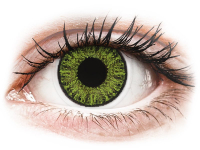 alensa.ie - Contact lenses - Fresh Green contact lenses - Power - TopVue Color