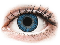 alensa.ie - Contact lenses - Sapphire Blue contact lenses - Power - TopVue Color