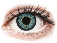 alensa.ie - Contact lenses - Blue Aqua Glamour Contact Lenses - ColourVue