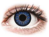 alensa.ie - Contact lenses - Blue Glamour Contact Lenses - ColourVue