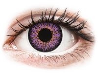 alensa.ie - Contact lenses - Violet Glamour Contact Lenses - ColourVue