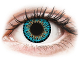 alensa.ie - Contact lenses - Blue Elegance Contact Lenses - ColourVue