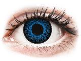 alensa.ie - Contact lenses - Blue Aqua EyeLush Contact Lenses - ColourVue