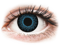 alensa.ie - Contact lenses - Blue EyeLush Contact Lenses - Power - ColourVue