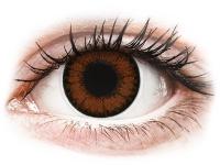alensa.ie - Contact lenses - Pretty Hazel Contact Lenses - ColourVue BigEyes