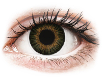 alensa.ie - Contact lenses - Green 3 Tones Contact Lenses - ColourVue