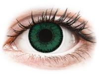 alensa.ie - Contact lenses - Green Amazon contact lenses - SofLens Natural Colors