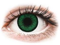 alensa.ie - Contact lenses - Green Emerald contact lenses - SofLens Natural Colors - Power