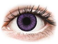 alensa.ie - Contact lenses - Purple Indigo contact lenses - SofLens Natural Colors