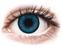 alensa.ie - Contact lenses - Blue Topaz contact lenses - SofLens Natural Colors