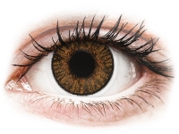 alensa.ie - Contact lenses - Brown Honey contact lenses - FreshLook ColorBlends - Power