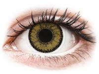 alensa.ie - Contact lenses - Dark Hazel contact lenses - SofLens Natural Colors - Power