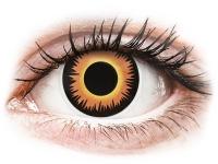 alensa.ie - Contact lenses - Orange Werewolf contact lenses - ColourVue Crazy