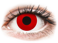 alensa.ie - Contact lenses - Red Devil contact lenses - ColourVue Crazy