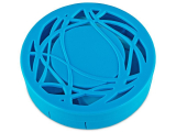 alensa.ie - Contact lenses - Lens Case with mirror - blue ornament