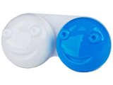 alensa.ie - Contact lenses - Lens Case 3D - blue