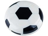 alensa.ie - Contact lenses - Lens Case with mirror Football - black