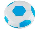alensa.ie - Contact lenses - Lens Case with mirror Football - blue