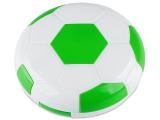alensa.ie - Contact lenses - Lens Case with mirror Football - green