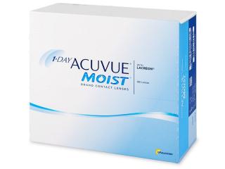 1 Day Acuvue Moist (180lenses) - Johnson and Johnson