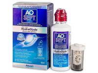 alensa.ie - Contact lenses - AO SEPT PLUS HydraGlyde Solution 90ml