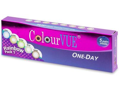 ColourVue One Day TruBlends Rainbow (10 lenses)