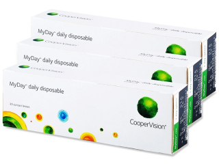 MyDay daily disposable (90lenses) - Cooper Vision