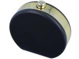 alensa.ie - Contact lenses - Lens Case with mirror Flacon - black