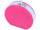 alensa.ie - Contact lenses - Lens Case with mirror Flacon - pink