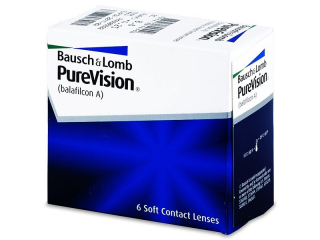 PureVision (6 lenses) - Bausch and Lomb