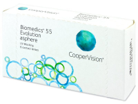 alensa.ie - Contact lenses - Biomedics 55 Evolution