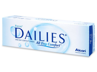 Focus Dailies All Day Comfort (30lenses) - Alcon