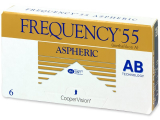alensa.ie - Contact lenses - Frequency 55 Aspheric
